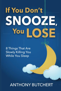 """Book """"If You Don't Snooze, You Lose"""""""